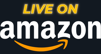 LIVE ON AMAZON